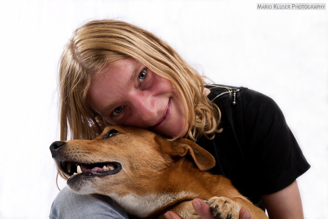 People And Their Pets: Simone And Spikey 3