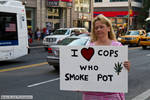 Cops Who Smoke Pot
