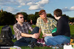 Picknick In Central Park