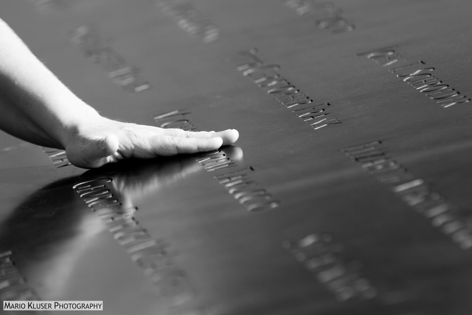 9/11 Memorial Pool - 5