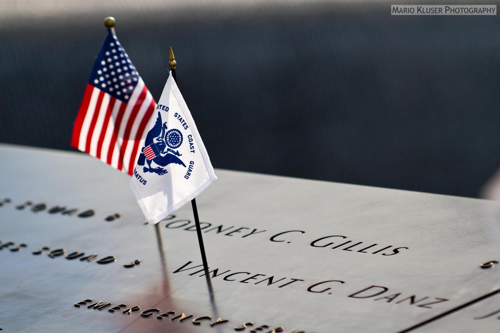 9/11 Memorial Pool - 7