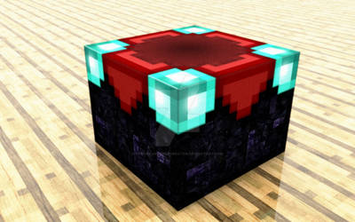 Minecraft Enchanting Table