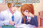 poor Castiel :Amour Sucre: