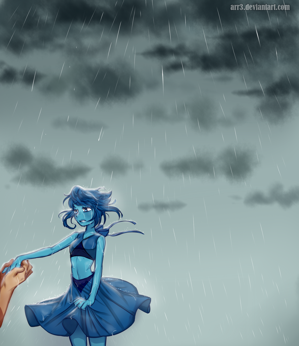 Rain :StevenUniverse: By Arr3 On DeviantArt