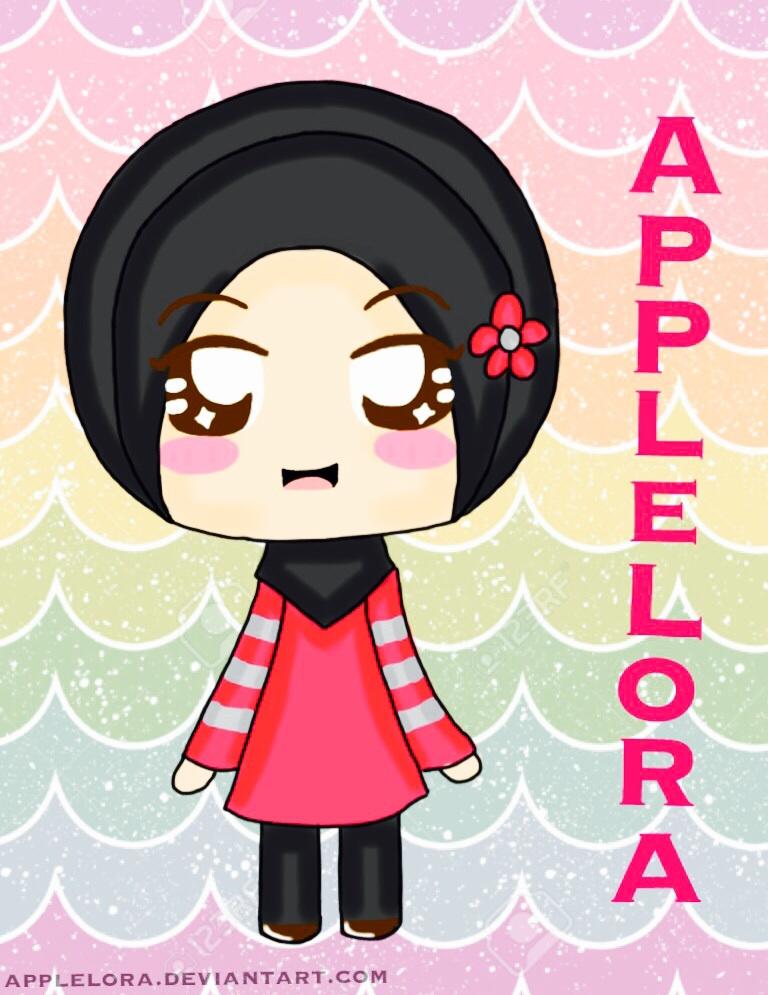 Hi~!! by AppleLora