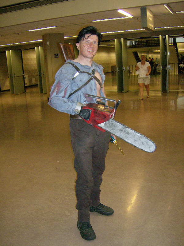 Ash Army of Darkness b...