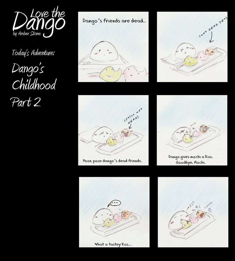 dango 18.5 lost dango by AmberStoneArt