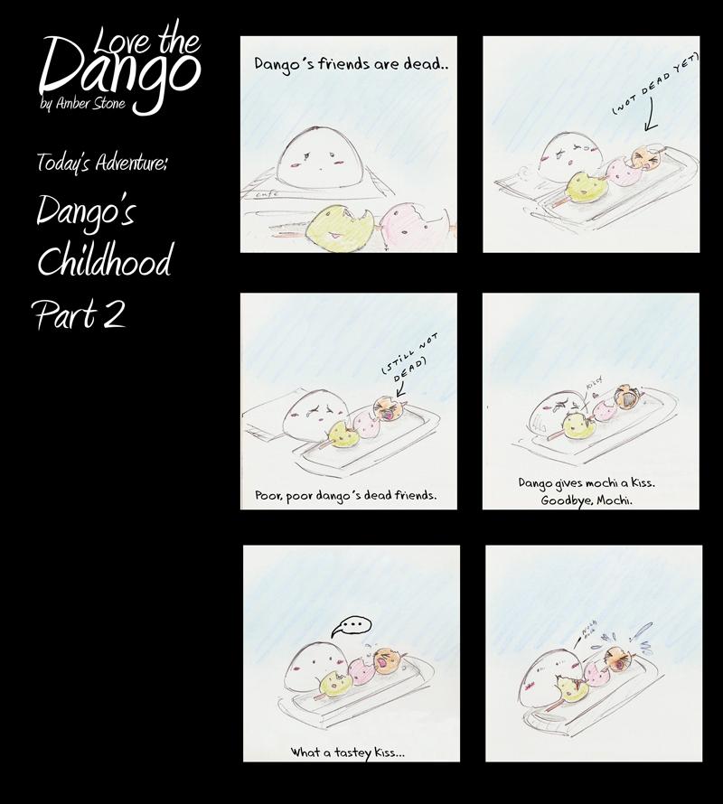 dango 18.5 lost dango by AmberStoneArt