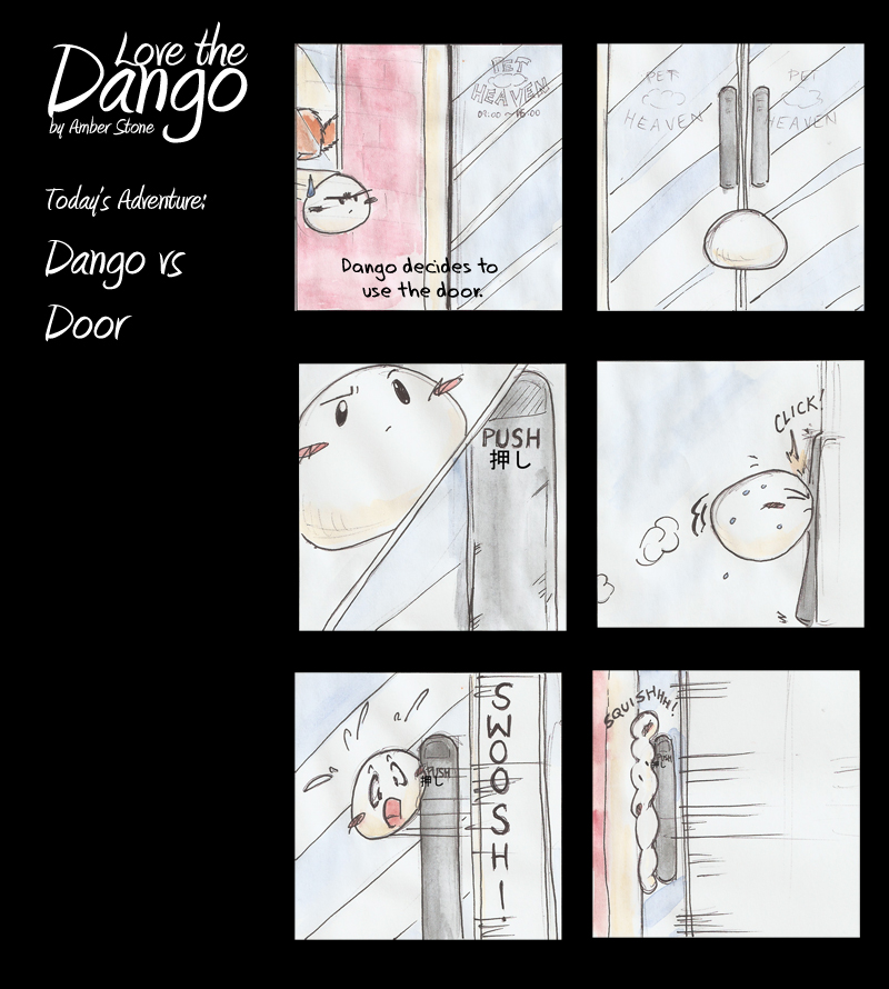 Dango 30 by AmberStoneArt
