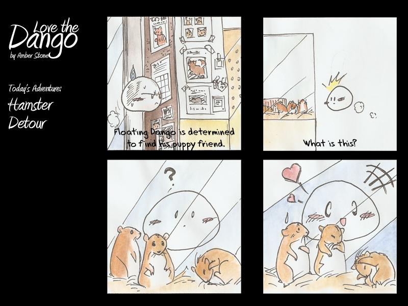 Dango 31 by AmberStoneArt