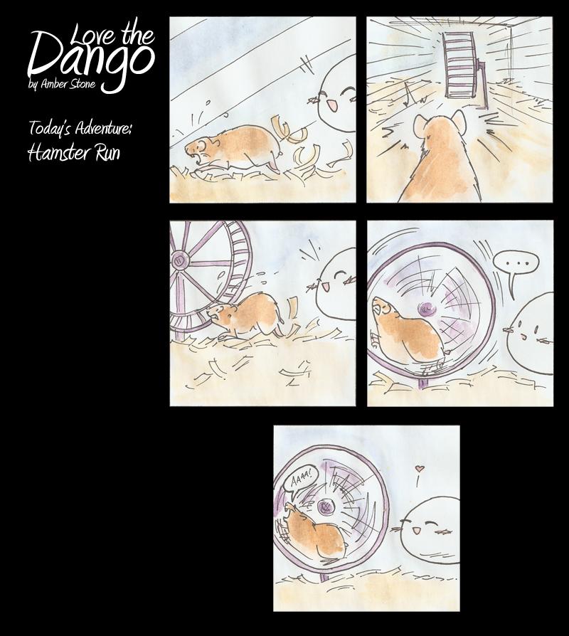 Dango 34 by AmberStoneArt