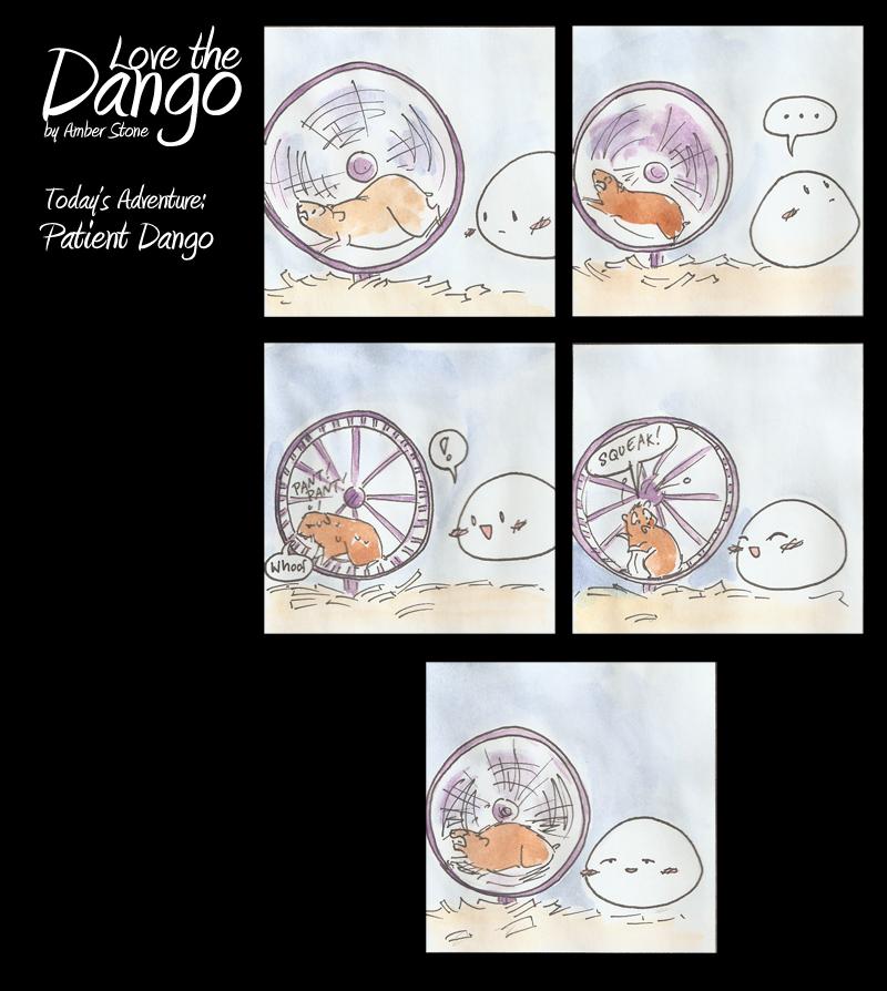 dango 35 by AmberStoneArt