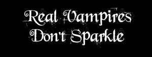 Twilight Bumper sticker