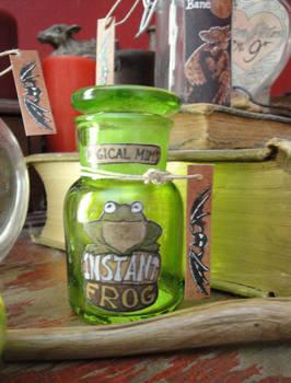 Instant-frog