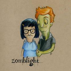 Zomblight by AmberStoneArt