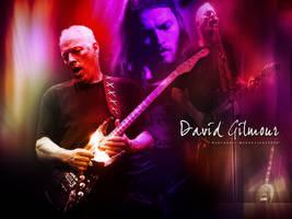 David Gilmour wallpaper by UltraShiva