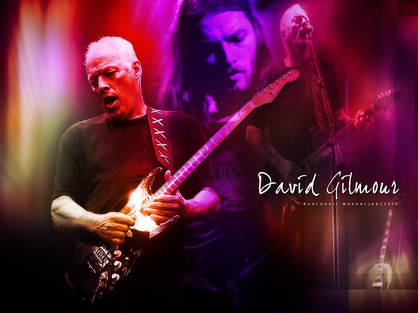 David Gilmour Wallpaper By Ultrashiva On Deviantart