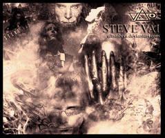 Steve Vai discography by UltraShiva
