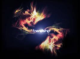 Friendship. by UltraShiva
