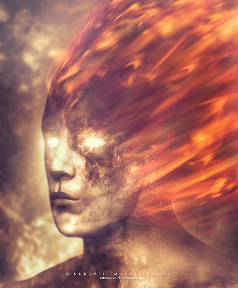 Calming of Arakasha by UltraShiva