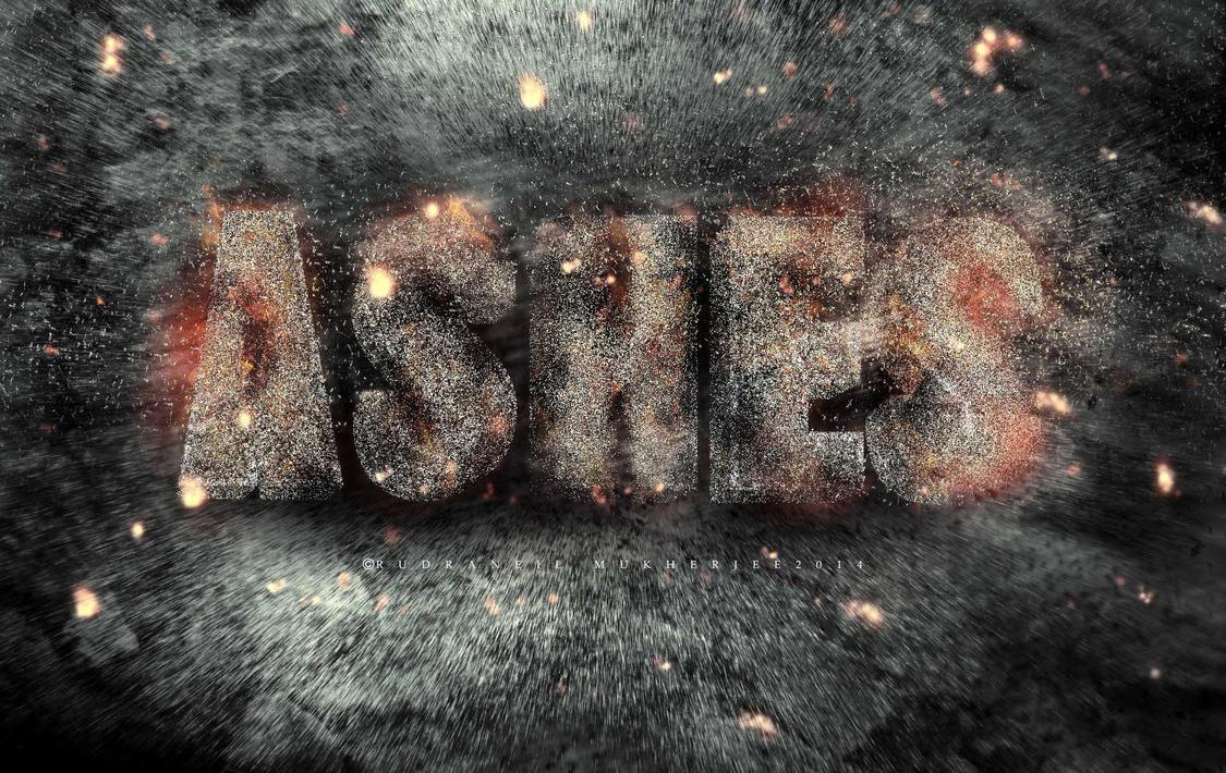 Ashes by UltraShiva