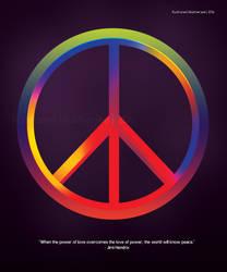 Peace by UltraShiva