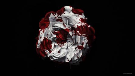 Bleeding Rose by UltraShiva