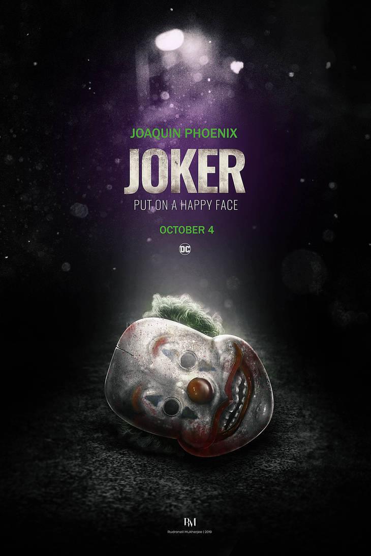 Joker Poster by UltraShiva