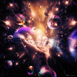 Embrace the Infinite by UltraShiva