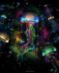 Cosmic Travelers by UltraShiva