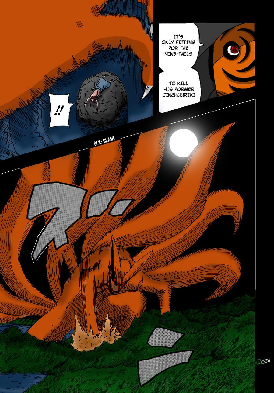Naruto 501 - Kyuubi Strikes by Bedy1993 on DeviantArtNaruto X Fem Kyuubi