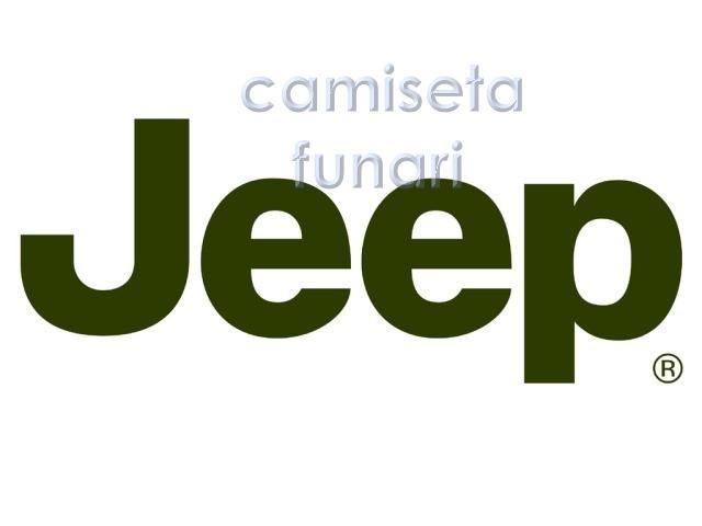 Logomarca famosa JEEP by camiseta-funari