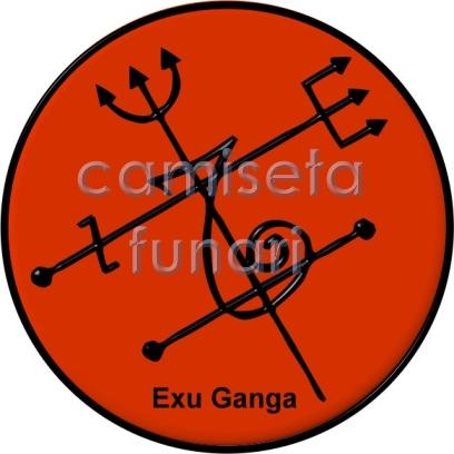 Resultado de imagem para Exu Ganga