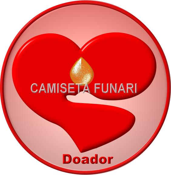 simbolo logo doador sangue by camiseta-funari