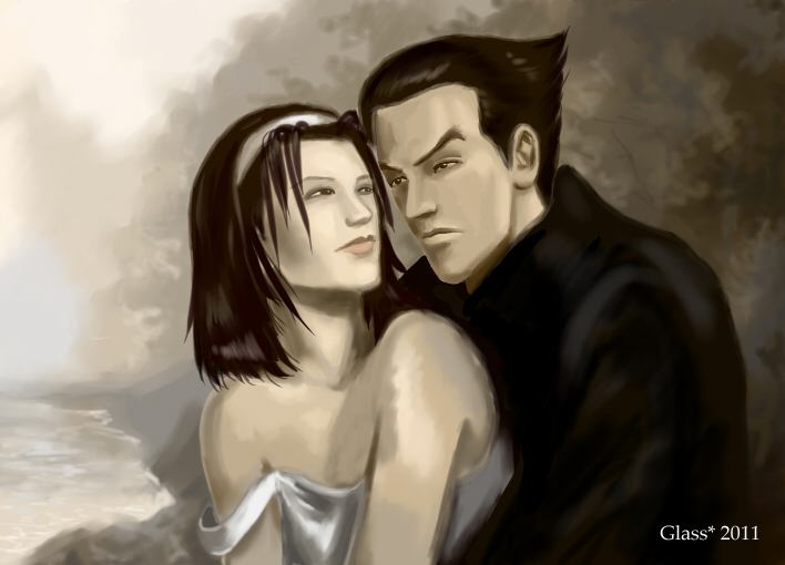 tekken jun and kazuya relationship advice