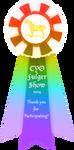 CYO Show - Particpiation Ribbon by oTapirus