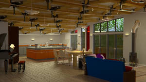 Grand Designs Interior