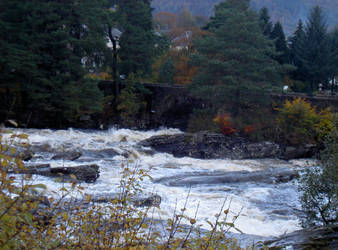 Perthshire River by rh281285