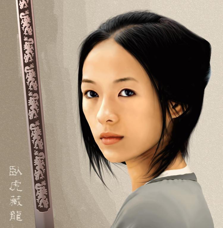 Zhang Ziyi by BriLi