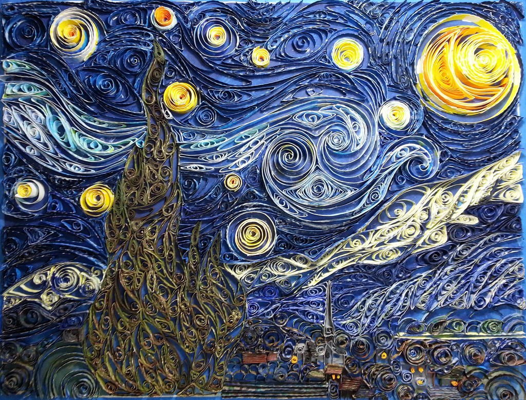 Vincent van gogh starry night over the rhone analysis essay