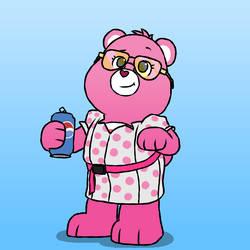 Cheer Bear - Dressed
