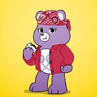Share Bear - Dressed