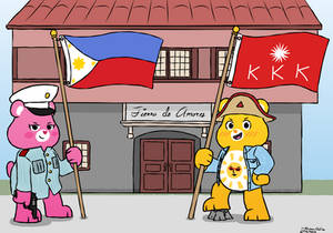 Care Bears - Philippine Independence Day