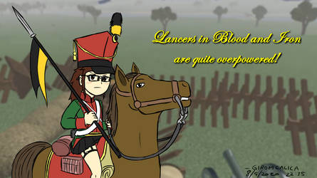 Blood And Iron Lancers Are Op