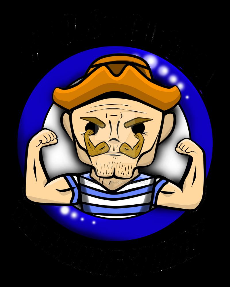 Manly Moustache Man! by Capotain-Media