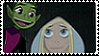 Beast boy and terra stamp by ur-guardian-angel