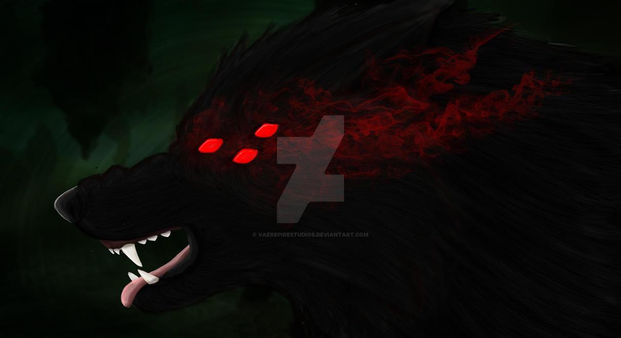 The Dread Wolf by VaerepireStudios