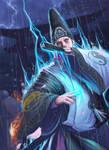 character Yin Yang Master