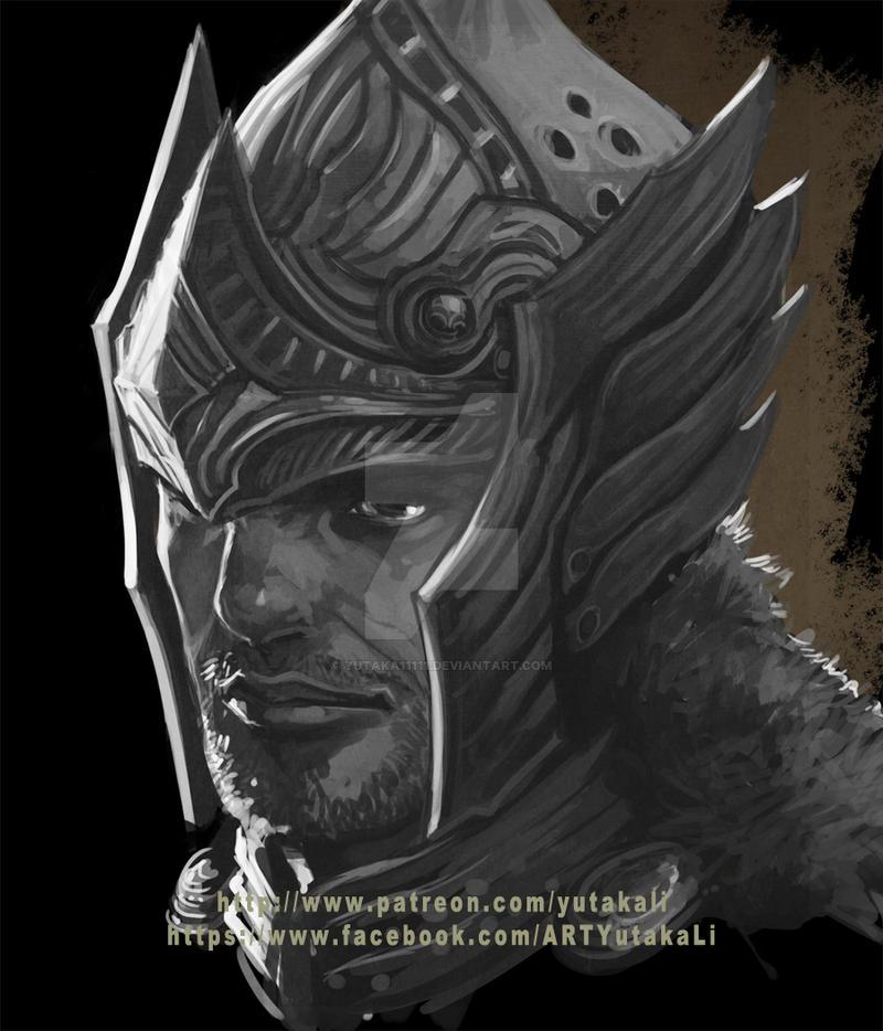 Character #10 ~ Northern General by yutaka11111