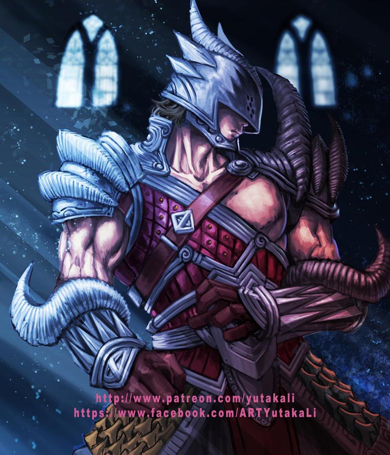 Warrior - From Far East by yutaka11111